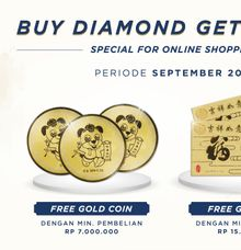 BUY DIAMOND FREE GOLD by Adelle Jewellery
