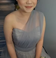 Bridesmaid For Jilly And Yose by Dita.tanmakeupartist