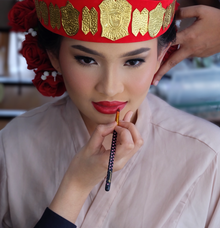 Batak Bride by ByKamilaShafa (Makeup Artist)