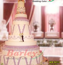 9 Tiers by Barley Cakes