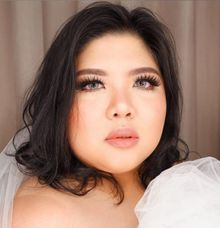 Wedding Makeup Look for Ms Desilia by Brushed by Del