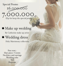 July Online Dealing by Catherine Wedding & Photo