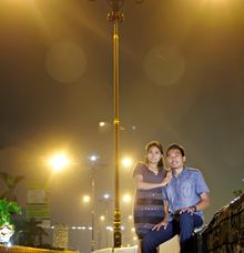 Nandar & Amel by OS PHOTOGRAPHY