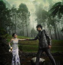 Prewedding Reeo & Diana by Choq Photo