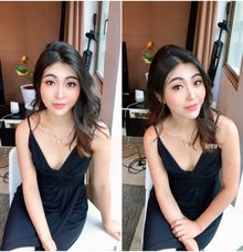 Chinese Girl And Makeup Look For Her Dinner Compan by Izzy Makeup Artistry
