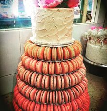 Wedding Cake by Pearl Cakes Bali