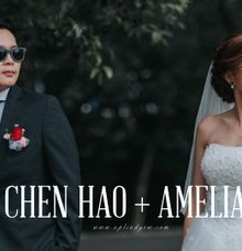 Chen Hao & Amelia - Wedding Actual Day Cinematic Video by Aplind Yew Production - Wedding Cinematography & Photography
