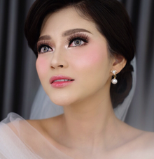 Wulan wedding  by Ciel Makeup Artist