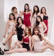 Love Your Shape Campaign by Pliē Indonesia