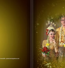 Dama Wedding cover by Amin Photography