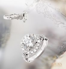 Customised Diamond Ring by GIOIA FINE JEWELLERY