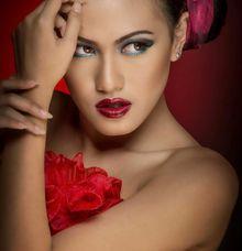 glamour makeup by Audy makeup