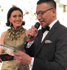 Wedding MC duet with @becktum by Daddo Parus