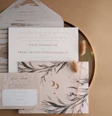 BOTANICAL ELEGANCE by BloomingDays Invitation Studio