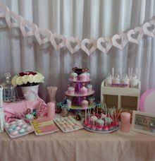 Table Dessert by Vedhita Wedding Organizer