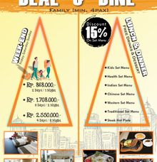 Deal & Dine by Hotel Sunlake