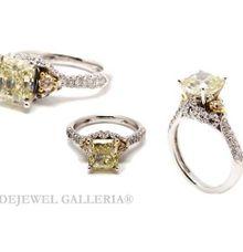 I Fancy U A-Lot by Dejewel Galleria