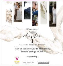 GIVEAWAY CHAPTER 1 ! by Delapan Bali Event & Wedding
