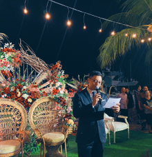 MC for Richo & Valen - Marina Batavia by Demas Ryan & Lasting Moments Entertainment