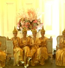 Exotic Thematic Thailand by Wedmory Dancers