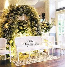 Intimate Wedding Java by Fun Factor Decoration