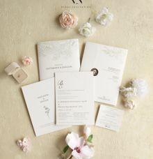 Bastianto And Evelyn by Vinas Invitation