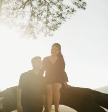 Pre-Wedding of Surya and Venisa by Picta Photography