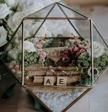Echa dan Adel Wedding Day by renjaa photography