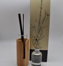 EYUN E-23C Misty Black Frangipani Flower Diffuser 120ml by TAKI Creative Store
