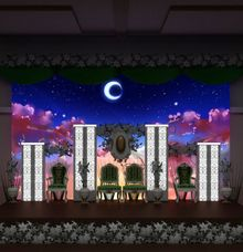 D n a decoration wedding decoration lighting in malang small package by d n a decoration junglespirit Gallery