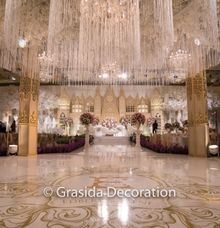 Edbert & Irene Wedding at Mulia Hotel Jakarta by Grasida Decoration