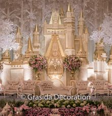Edward & Wenda Wedding at Kempinski Bali Room by Grasida Decoration