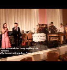 Kisah Romantis - PRF featuring Saung Angklung Udjo by Peter Rhian Music Entertainment
