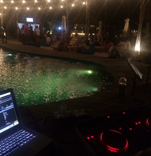Grand Opening Le'nusa beqch club lembongan island by Egix 89