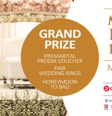 IN HOUSE WEDDING EXPO - HOTEL GRAND MERCURE JAKARTA KEMAYORAN by Grand Mercure Jakarta Kemayoran