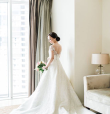 Bride Kat by Emil Ocampo Fashion House