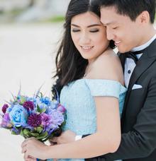 Prewedding Argo & Novi by Esme Floral Artistry