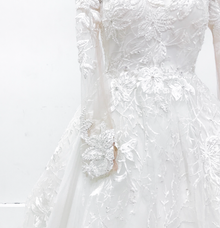 Classic Wedding Gown by Etre Atelier