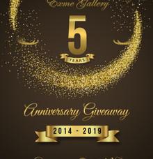 Exme Gallery anniversary  by Exme Gallery