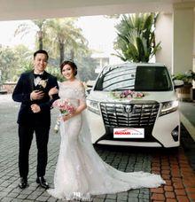 Vellfire 2016/2017 by Michael Wedding Car