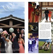 CHROMA WEDDING IN MAXX BRIDES MAGAZINE by Chroma Wedding