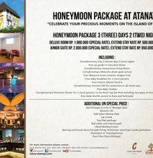 Package Price - The Atanaya Hotel by The Atanaya Hotel