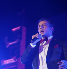 International Professional Tenor Opera Singer From Europe Now in Indonesia by Tarik The Tenor ( The Luxury Entertainment )