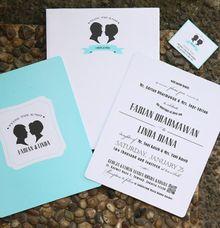 Fabian-Linda Invitation by PAPERLINK