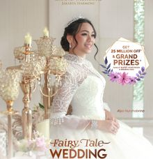 Wedding Open House - Fairy Tale by GRAND MERCURE Jakarta Harmoni