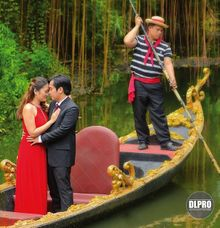 Love Is Gondola by DLPRO Photography & Videography