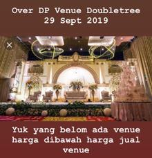 Over DP Venue Doubletree 29 Septermber 2019 by Fedora Organizer