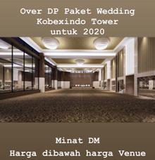 Over Dp Kobexindo Ballroom by Fedora Organizer