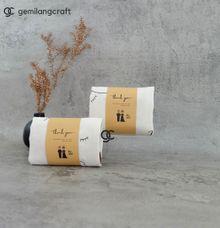Bumi Bag Canva for Rina & Ikbal by Gemilang Craft