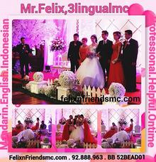 Andry & Melisa by FelixnFriends 3lingual mc-ent-wo